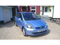 Honda Jazz 1.4 Petrol 2002 – **FURTHER REDUCED PRICE** Low mileage, immaculate BARGAIN!!