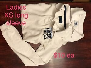 UCC/Pines clothing-female S and XS/26 and 27
