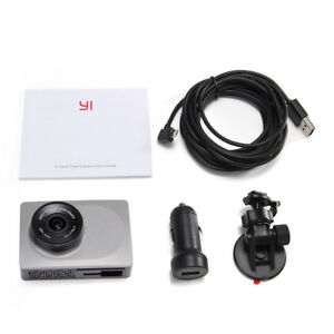 BNIB - Xiaomi Yi Dash Cam GREY - International - 23