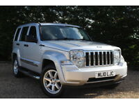 JEEP CHEROKEE LIMITED (silver) 2010