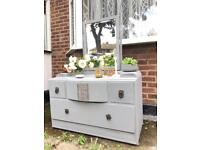 BEAUTIFUL DRESSING TABLE FREE DELIVERY LDN🇬🇧CHEST/DRESSER