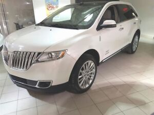 2011 Lincoln MKX LIMITED * NAVIGATION * CUIR * AWD * TOIT PANO