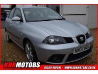 2007 Seat Ibiza Sport 16v 1.4