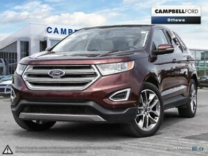 2016 Ford Edge TITANIUM CPO UNIT WITH 3.90 FOR 72 MTHS