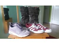 Bundle ladies shoes
