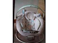 Bright Sparks bouncy chair