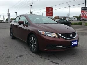 2015 Honda Civic Sedan EX CVT