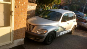 2002 Chrysler PT Cruiser Sedan