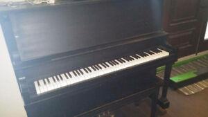 Piano weber remis à neuf il y a 15 ans