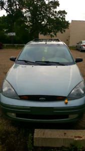 Ford Focus ZTW 2003 Wagon, excellent condition