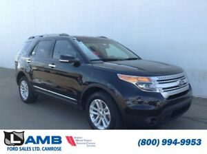 2015 Ford Explorer XLT 4WD with Leather, Nav, Power Liftgate and