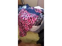 BAG OF WOMAN'S CLOTHES SIZE 14-16