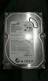 Bundle of hard drives pulled from active server.. please see images