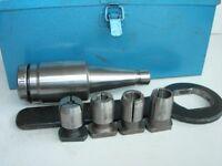 Milling Machine Autolock Chucks, 30 int, 40 int and Morse 5