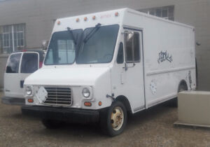 1995 Chevrolet 3500 Step Cube Van In Perfect Running Condition