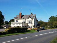 Chef required White Horse Inn on Sidmouth Rd. Min 40 hours p/w from £9ph