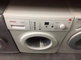 BOSCH 6KG WASHING MACHINE WHITE RECONDITIONED