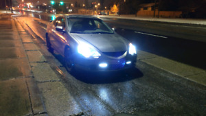 2004 Acura RSX Premium, lots of extras (Starter, Subs, Winters)