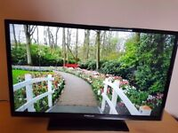 Finlux 32 inch Full HD LED Smart TV with Wifi , Boxed ,Like new (One month used)