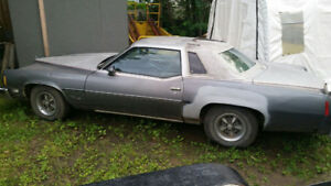 1977 Pontiac Grand Prix Coupe (2 door)