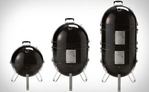 Brand New Napoleon 3in1 charcoal grill and water smoker