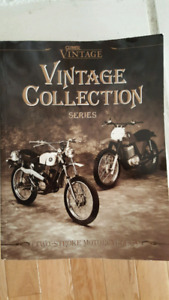 Clymer Vintage Collection 2 Stroke Motorcycle Manual
