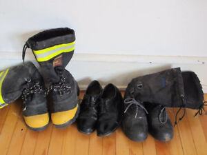 Size 7 Mens winter boots and dress shoes