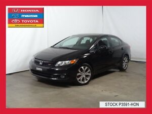 2012 Honda Civic Si+GPS+TOIT+BLUETOOTH+MAG+++