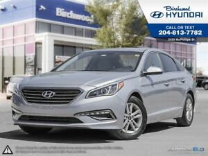2015 Hyundai Sonata GL *Rear cam Heated Seats
