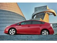 TOYOTA PRIUS UBER READY FROM £110 2009-2015 A WEEK.