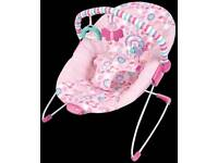 chad valley friends deluxe bouncer