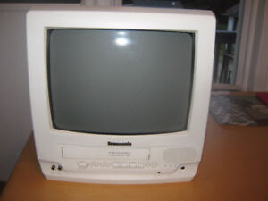 14'' tv with built in vcr
