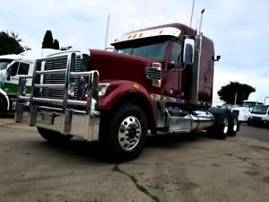 Freightliner coronado limited 600hp