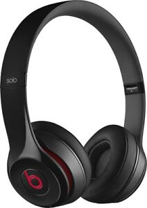 Wireless Beats by Dr. Dre Solo 2 Sound Isolating Headphones