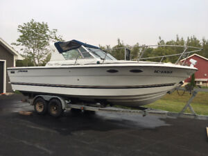 1989 Prowler 270 daycruiser with 5.7 ltr mercruiser