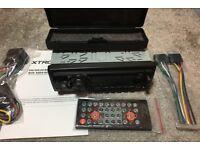 XTROMS DVD/VCD/CD/MP3/MP4/WMA/CD-R/RW PLAYER WITH RADIO RECEIVER!