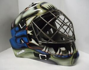 Brand New Franklin Street Hockey Goalie Mask