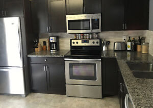 Updated 3 bedroom townhouse / condo for rent - September 1