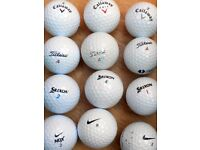 45 golf balls for £10 4x preferred brands mixed
