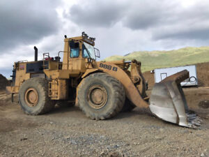 Cat 988B and other equipment for sale