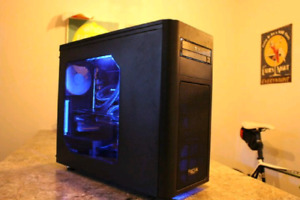 Extreme Watercooled Workstation/Gaming PC in Mint Condition!
