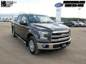2015 Ford F-150 Lariat   - Leather Seats -  Bluetooth -  Cooled
