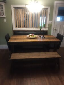 Gorgeous Reclaimed Harvest table