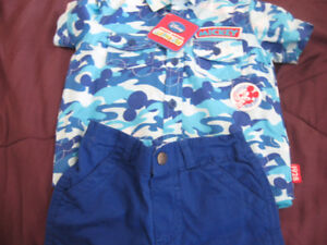 Brand new size 2 summer outfit