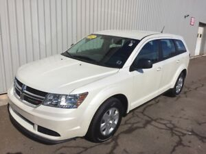 2012 Dodge Journey CVP/SE Plus VERY LOW KMs ON THIS EXCELLENT...