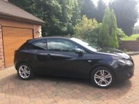 2009 NEW SHAPE SEAT IBIZA SPORT BLACK 1.4 MANUAL 3DR