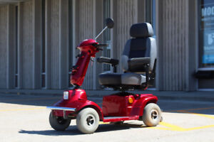CTM HS-580 - Preowned Mobility Scooter