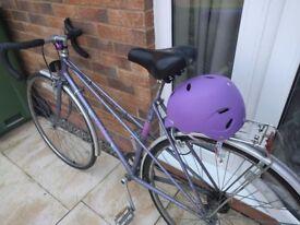 Ladies Viking Vintage Bicycle - Racer