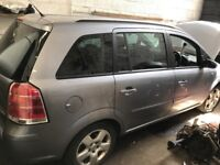 BREAKING! VAUXHALL ZAFIRA LIFE 1.9 cdti 120HP 57-PLATE! MINT ENGINE TURBO! ALL PARTS 07854699959!!