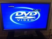 Led TV built in DVD-£45